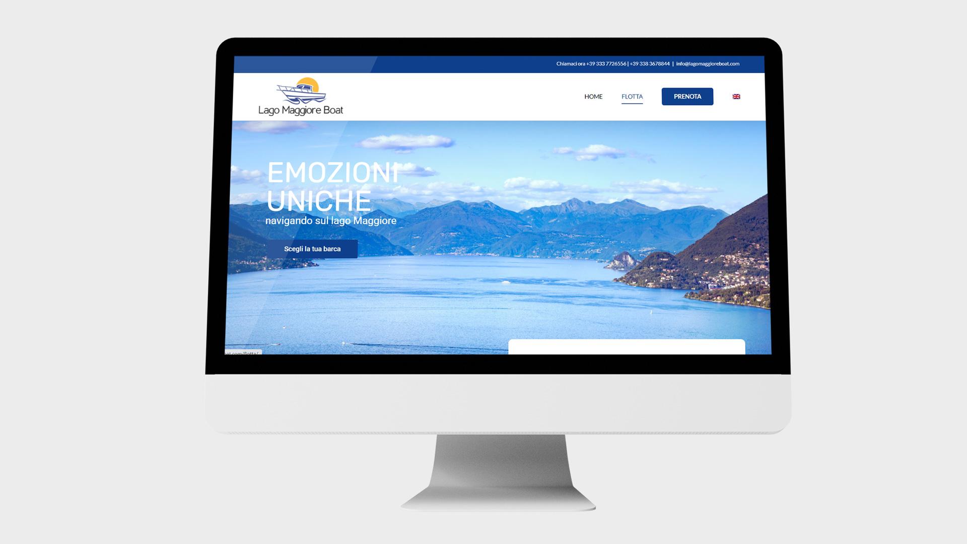 Lago Maggiore Boat nuovo sito web